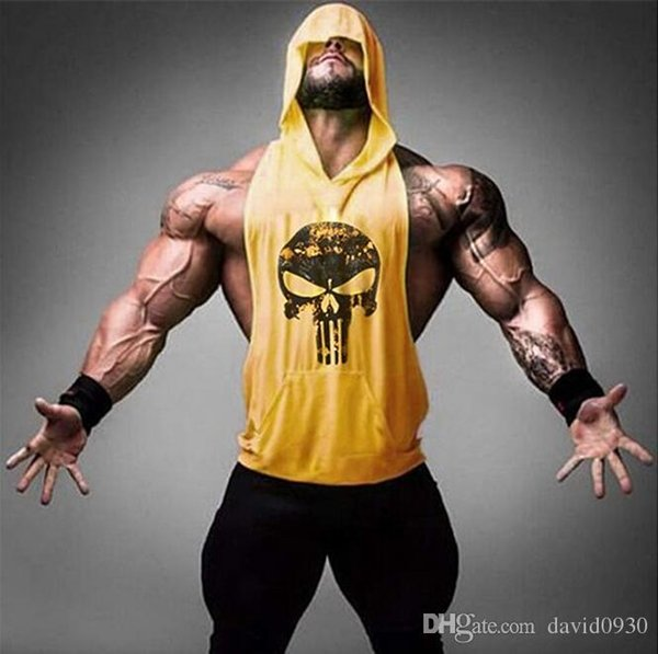 best selling Animal brand clothing Fitness Tank Top Men Stringer Golds Bodybuilding Muscle Shirt Workout Vest gyms Undershirt Singlets
