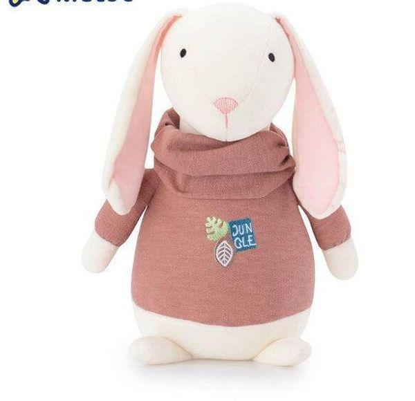 3pcs/lot Plush Stuffed Animal Cartoon Kids Toys for Girls Children Baby Birthday Christmas Gift Lamb Rabbit Dog Doll