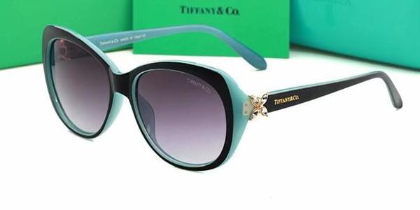 df Brand Sunglasses Designer Large new Metal Sun Glasses For Men Women Silver Mirror 56mm 62mm Glass Lenses UV Protection