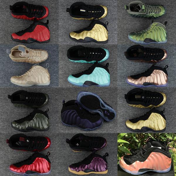 Cheap Penny Hardaway Basketball Shoes Sneaker Mens Man Grey 1 One Pro Mike Rust Island Copper Tech Fleece Concord Phoenix Classic Foam Shoe