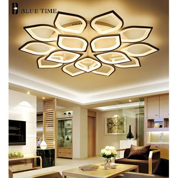 Großhandel Moderne Neue Design Decke Led Lichter Für Wohnzimmer  Arbeitszimmer Schlafzimmer Lampe Plafond Avize Indoor Hause Beleuchtung  Deckenleuchte ...
