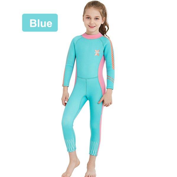 Bleu Taille: L