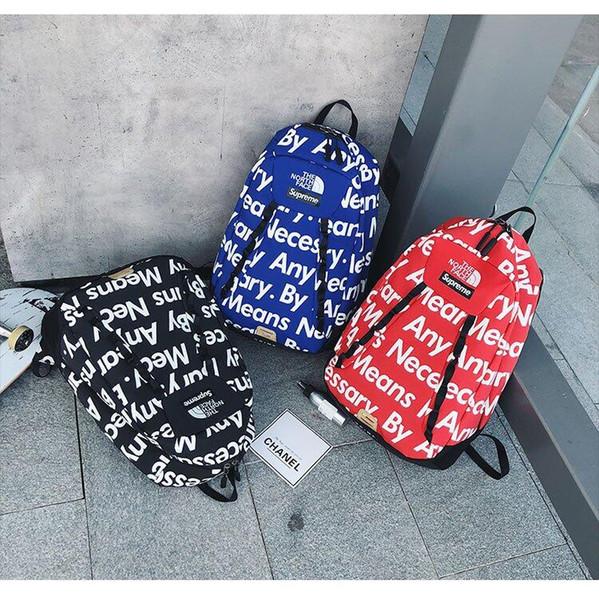 High Quality Oxford Cloth Backpack Teenage Girls Leisure Backpack Bag Stylish Female Leisure School Bag ravel storage bag Backpacks