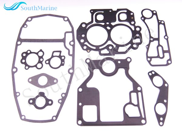 Boat Motor Complete Power Head Seal Gasket Kit for Parsun F15 F13.5 F9.9 Outboard Engine