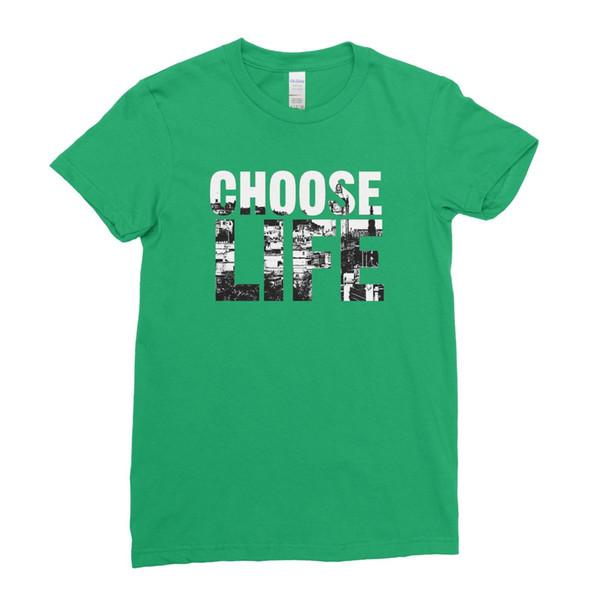 Dean Sam Castiel Supernatural Fantasy Drama Impala Car Men T Shirt Top TeeCity Choose Life Retro 80s T Shirt fancy Funny Quote Women T shirt