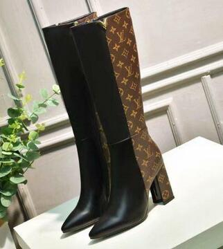 sneakers pick up fashion style 2019 Brand Black Leather Ankle Long Boots Women Pointed Toe Letter High  Heel Shoes Woman Fashion Runway Long Boots Womens Boots Boots Uk From ...