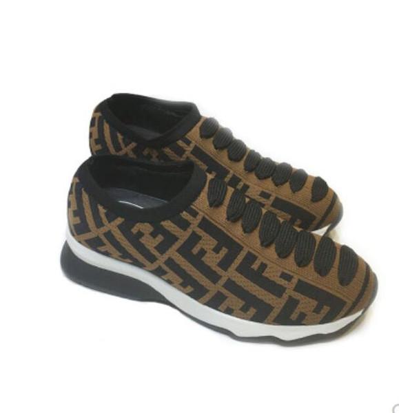 Mulheres tênis de corrida original marca de Moda de Luxo de Couro De Lã Macia de Costura Senhoras Ginásio de Viagens Aumento de cinta elástica sapatos casuais