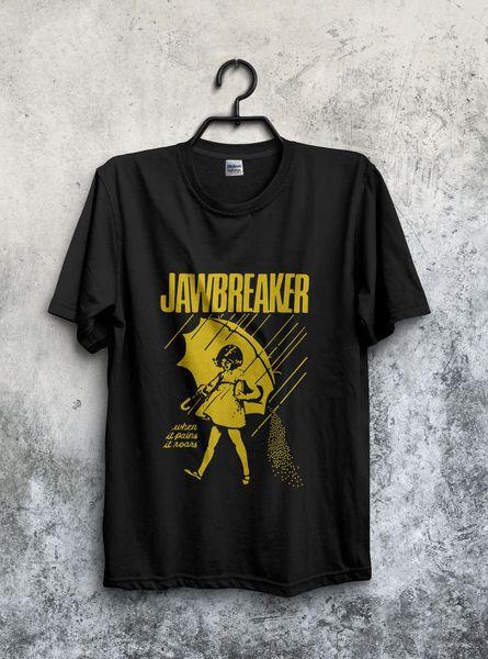 Vintage 1993 Jawbreaker Morton Sal Menina B T-Shirt Reimpressão Tamanho S-2XL