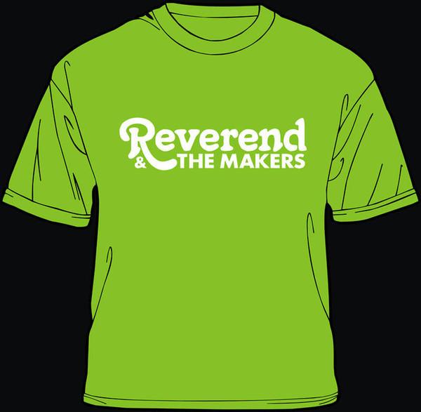 Révérend et les Makers T-shirt Drôle livraison gratuite Unisexe Casual tee cadeau