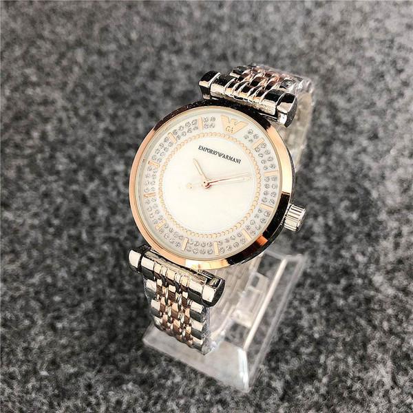 a95dc3ebd New women's watch Checkers Faux fashion ladies dress watch women's casual  dress quartz rose gold watch