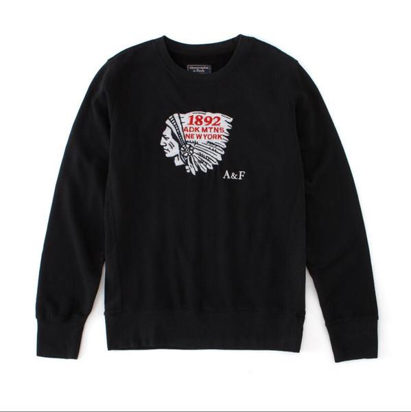 Men's Designer Hoodies Sweatshirts Designer Pullover Sweatshirts Brand Men Pullover Long Sleeved Round Neck add Velvet Men's Tops