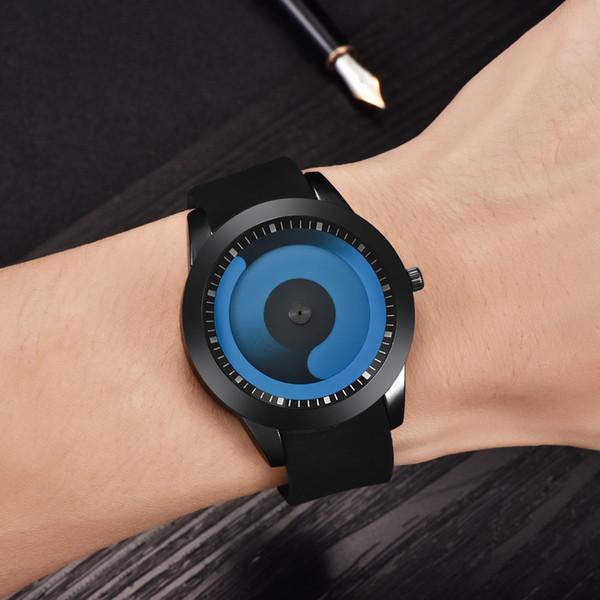 Reloj de cuarzo de los hombres amantes de las mujeres 'New 2018 moda para hombre Relojes de primeras marcas de lujo reloj de pulsera masculino Reloj Hodinky Relogio Masculino