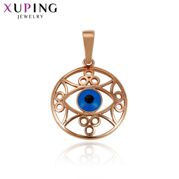 11.11 Xuping Fashion Luxury Eye Jewelry Pendant With Copper for Women Thanksgiving Gift High Quality Special Design S54-32839