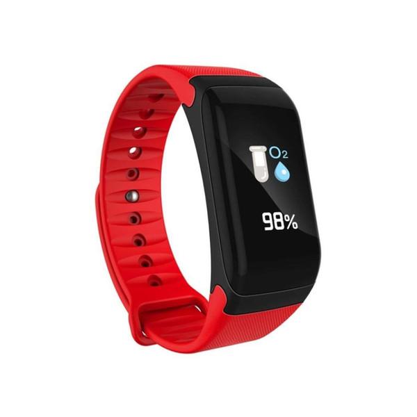 Sport Smart Bracelet Watch Colorful Screen Display Waterproof Bluetooth Heart Rate Blood Pressure Sleep Monitor Fitness Tracker