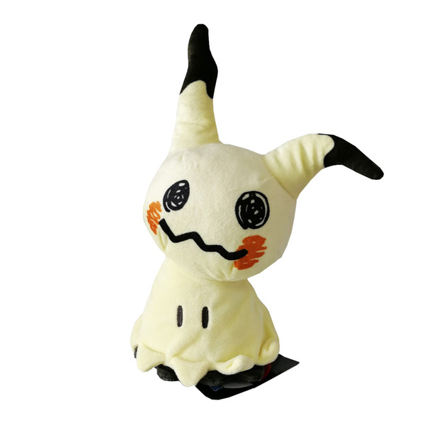 top popular New arrival 20cm Mimikyu Sun Moon pika Plush Doll Stuffed Animals Toy For Child Best Gifts NOPO024 2020