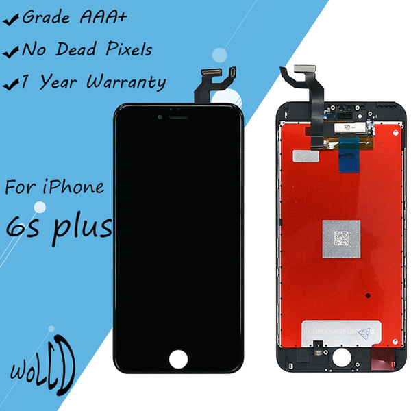 Best Quality No Dead Pixel Lcd Digitizer Display Touch Screen for iPhone 6s Plus Top Selling Good Backlight LCD Screen