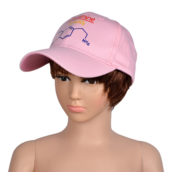 dopamine Summer children's Baseball Cap Kids Baby Girls Caps boys' personality snapback hat Peaked cap cotton girl