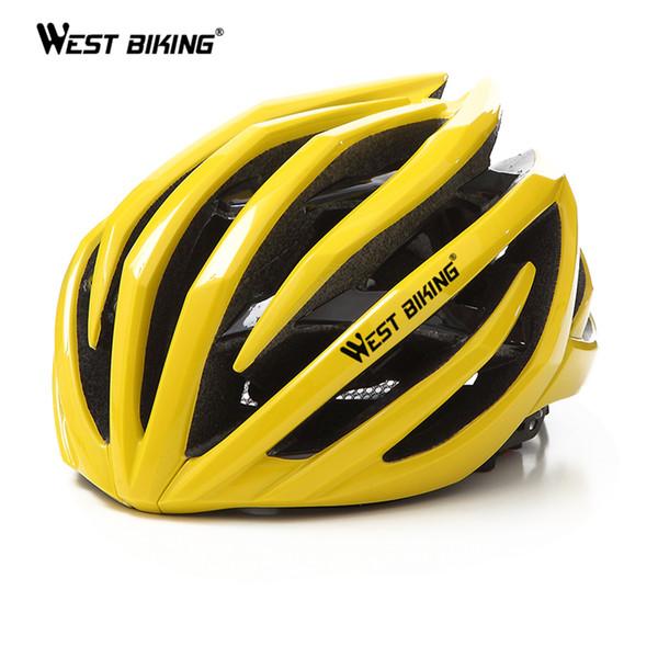 WEST RADFAHREN Fahrrad Fahrradhelme Doppelschicht Ultraleicht 24 Belüftungsöffnungen In-Mould MTB Fahrradhelm Ciclismo Fahrradhelm