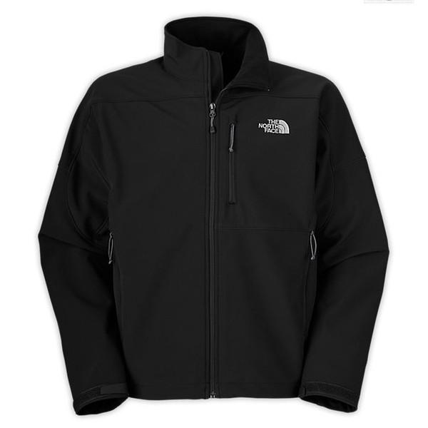 Men's stand colllar Fleece Apex Bionic north Jackets SoftShell Jacket Fashion Outdoor Windproof Waterproof Climbing face outwear ap