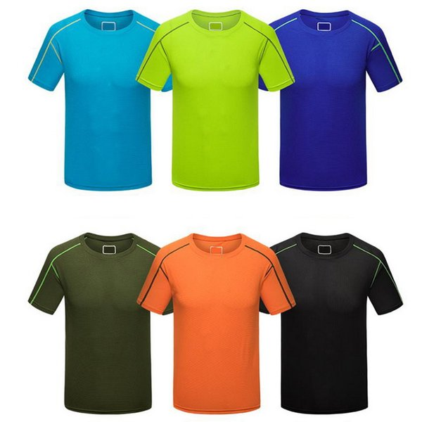 CALOFE Male Running T-shirt Tights Shorts Sleeve Tops & Tees Men Compression Shirt Fitness Workout Gym Quick Dry Sports T Shirt