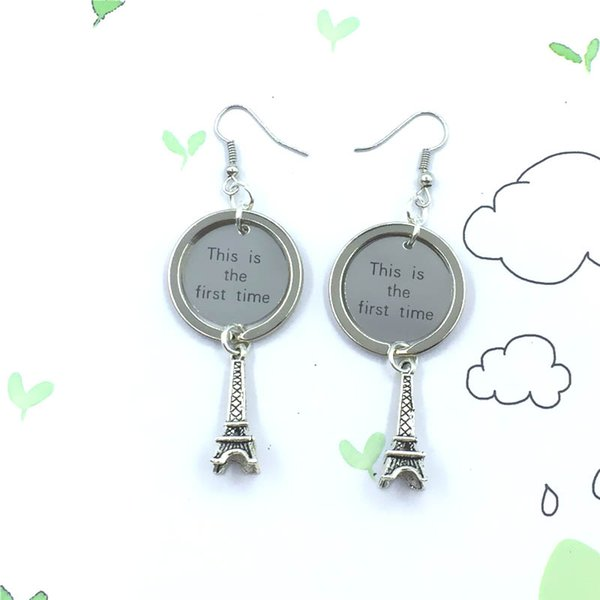 reply and savvy jewelry pendulum p chic pearl first silver women earrings time oxidized faux dangling