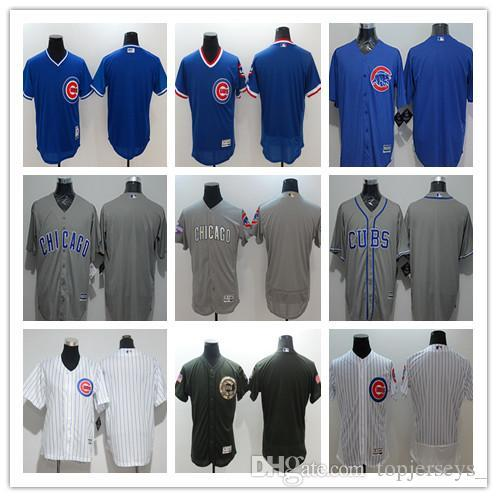check out 6f7b3 80d04 2018 Custom Men Women Youth Majestic Chicago Cubs Jersey Personalized #00  Any Your Name And Number Home Blue Grey White Baseball Jerseys UK 2019 From  ...