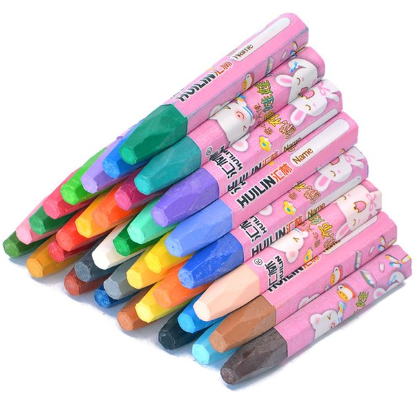 7TECH Stick per pittura ad olio, pastelli morbidi, set da disegno per bambini, consistenza morbida, forniture da disegno, materiale scolastico, ottimo per artista
