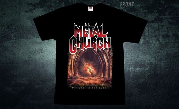 S à XXL Metal Church-HANGING IN THE BALANCE T-Shirt à Manches Longues-Tailles