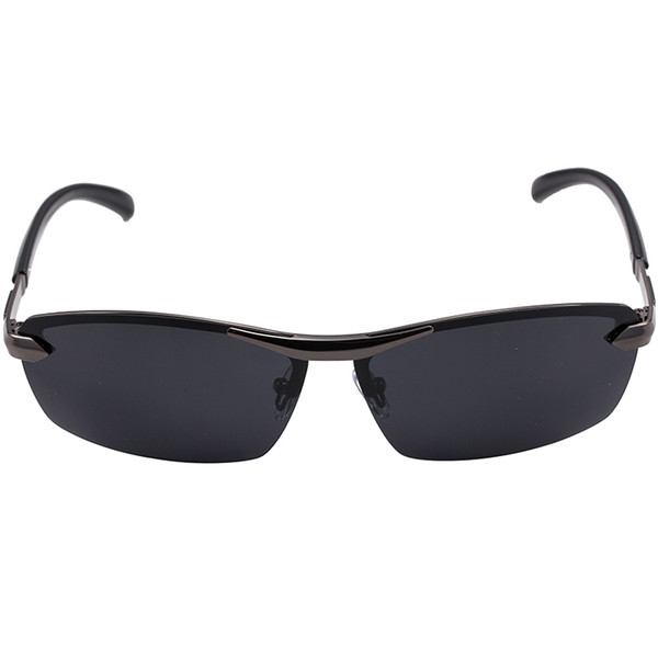 XINGYU Super Cool Men's Anti UV Men Pilot Polarized Sunglassses Retro Metal Sun Glasses Vintage Eyewear Shades