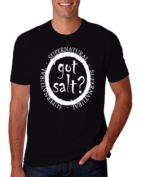T-shirt drôle Tee-shirt mode pour hommes T-shirt drôle surnaturel