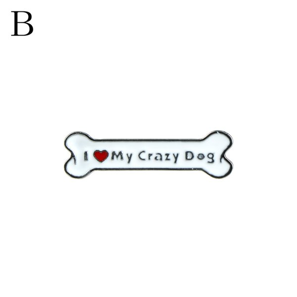 J'aime mon chien fou