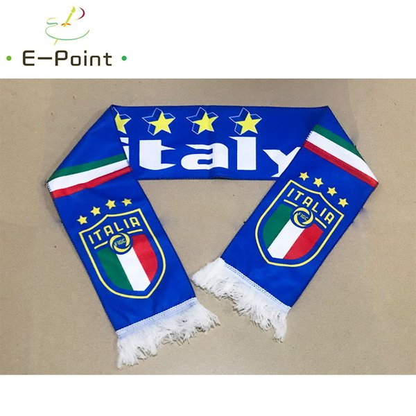 2019 145*16 Cm Size Italy National Football Team Scarf For Fans 2018 Russia  Football World Cup Double Faced Velvet Material From Huyongkui, $6 03 |