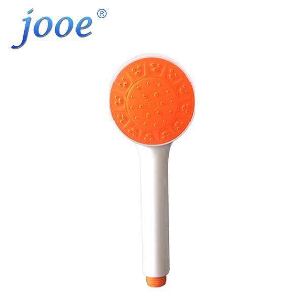 jooe Water saving Shower Heads High Pressure Hand hold SPA bath shower head Filter water Spray nozzle Bathroom accessories Ducha