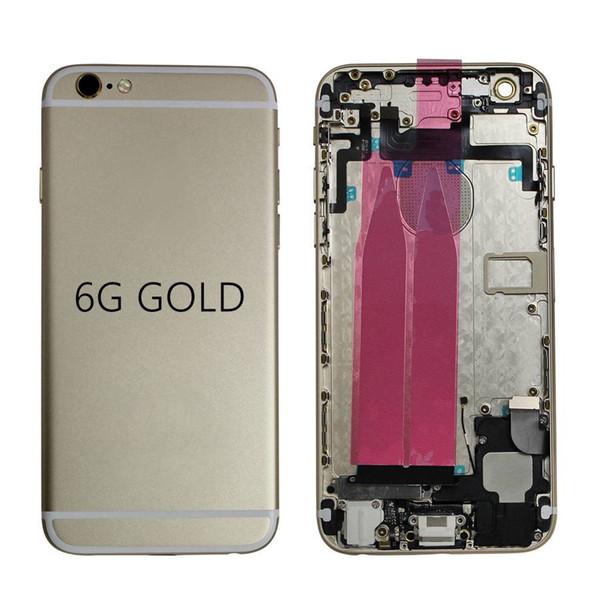 6G oro + accesorios