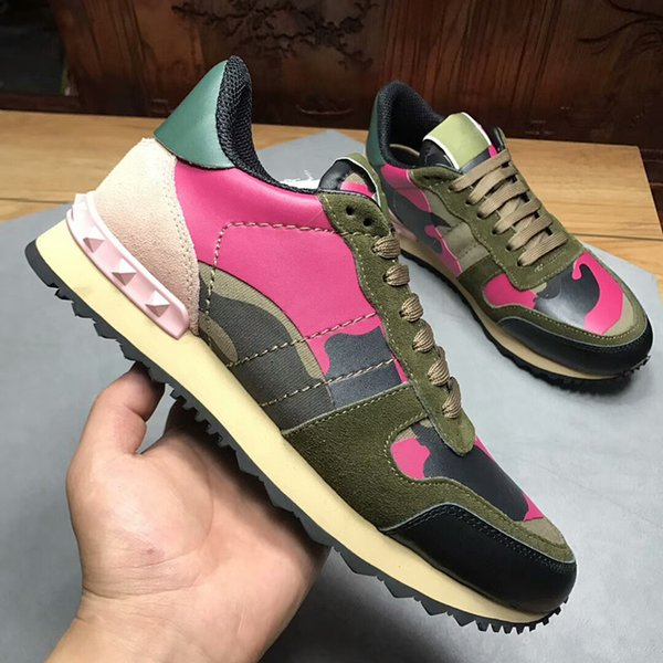 2018 Nouveau Marque Designer Nom Homme Chaussures Décontractées Plates Kanye West Mode Ridé En Cuir À Lacets Haut Haut Baskets Runaway Arena xg18090901