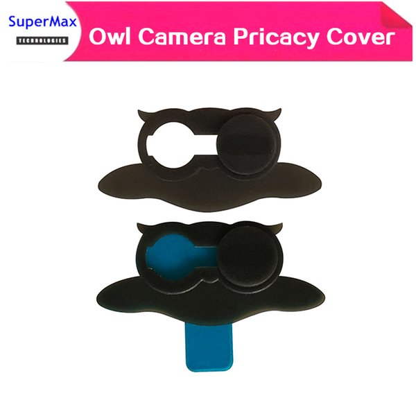 OWL Webcam Cover Desktop Laptop Camera Cover Privacy for iPad Mac Tablet phone 3