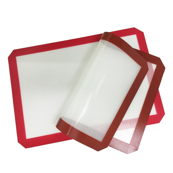42*29.2cm Large Platinum Cured Food Grade Silicone Dab Mat Non-stick Silicone Oil Concentrate Pad Slick Slab