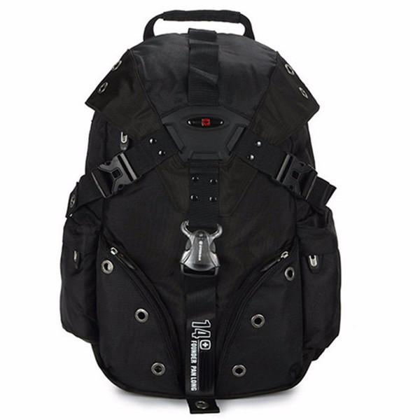 Swiss 14F Army Travel Bags Laptop Mochila 15.6