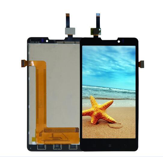 For Lenovo P780 LCD Display Touch Screen Replacement with 3M Sticker with free tools Own Factory