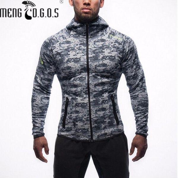 Im Jahr 2017, die neue Marke Muskel Fitness Brüder Camouflage Hoodies, Herren Camouflage Hoodies und Männer entpacken Hemden