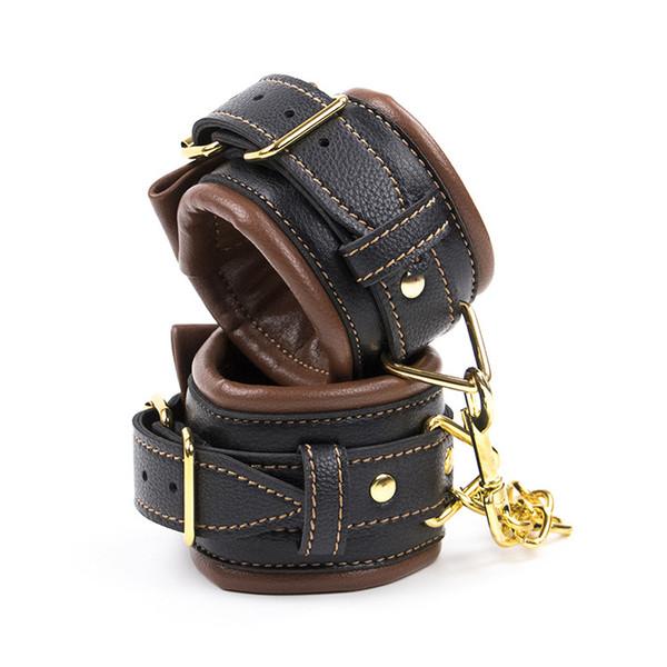 Wrist Cuffs Brown