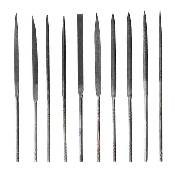 10PC 140mm Diamond Mini Needle File Set Handy Tools for Ceramic Glass Gem Stone Hobbies and Crafts