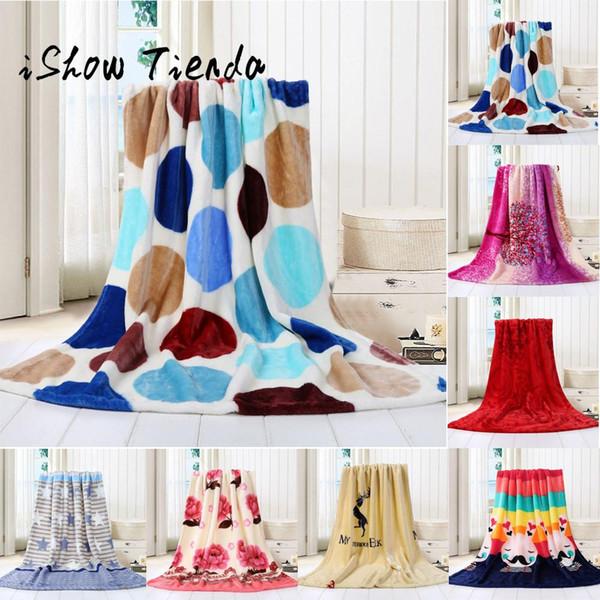 7 Styles Plush Fleece Soft Super Soft