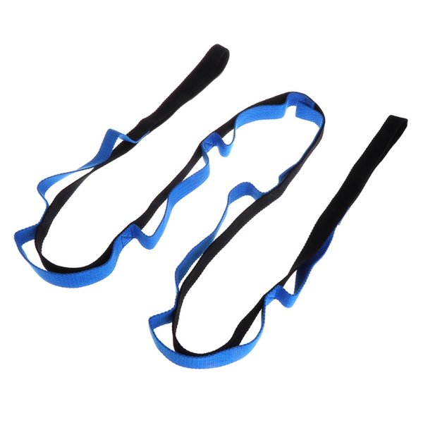 Fitness Resistance Band Stretch Strap Hot Yoga Body Building Training Elasticity