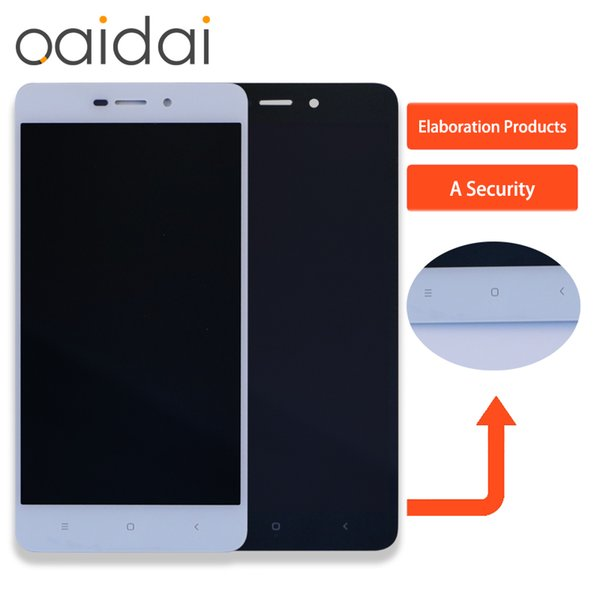 For Xiaomi Redmi 4A LCD Display Touch Screen Mobile Phone Lcds Digitizer Assembly Replacement Parts With Free Tools