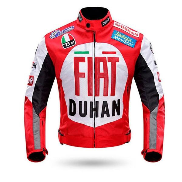 DUHAN Men Jacket 600D polyester Motorcycle Jacket Motocross Cycling JACKETS D089 M L XL XXL Black ktm Racing Apparel Man 082