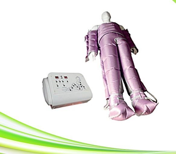 spa salon use air pressure leg massager detox slim air pressure full body massager for sale