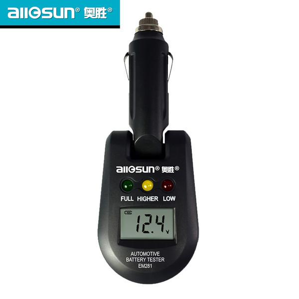 Analizador eléctrico automotriz del probador de la carga del verificador de la batería 12V24V