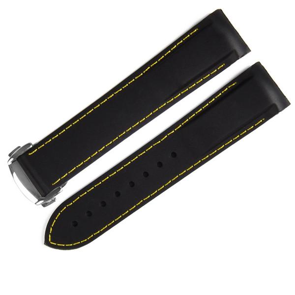 jaune noir 22mm