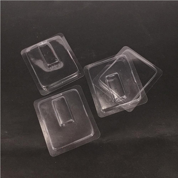 Date Vapor Pod en plastique emballage Clam Shell Portable Vape Kit de démarrage pour JUUL COCO Cartouches Pods Clear Blister Emballage Livraison gratuite